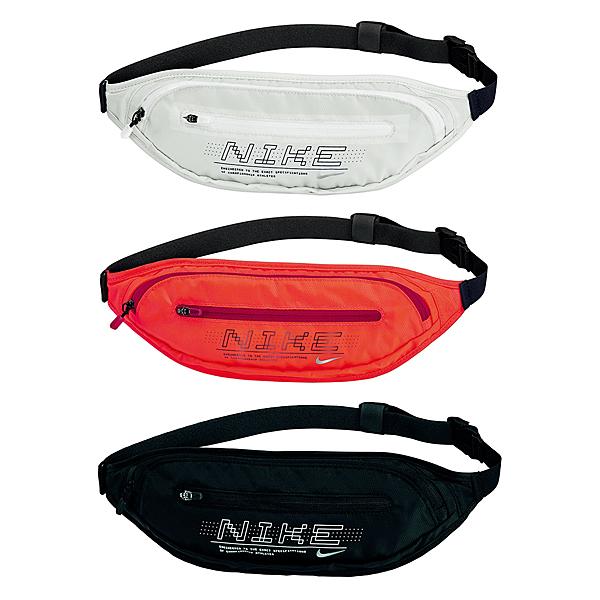 NIKE 印花腰包2.0 慢跑腰包 手機腰包 運動腰包 RUNNING系列 N1000825【樂買網】