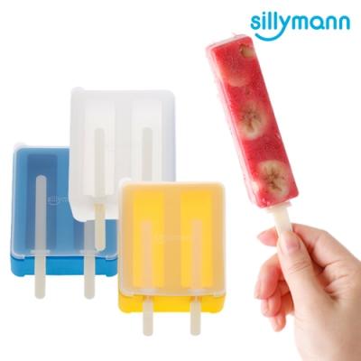 【韓國sillymann】 100%鉑金矽膠冰棒分裝盒