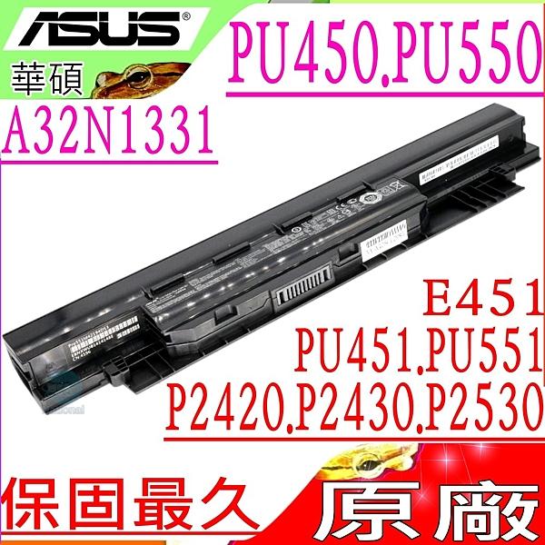 ASUS A32N1331 (原廠)-華碩 E451,E451LA,E451LD,E551,E551LG,E551JA,E551JD,E551JF, A33N1332,A41N1421