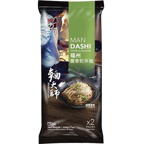 五木 乾拌麵(福州醬香-200g/包)[大買家]