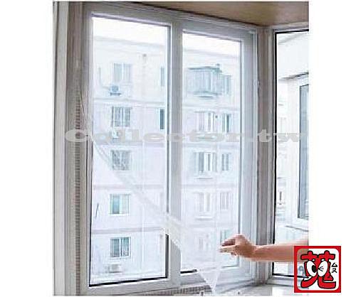 DIY自粘型防蚊紗窗 防蚊自黏紗窗