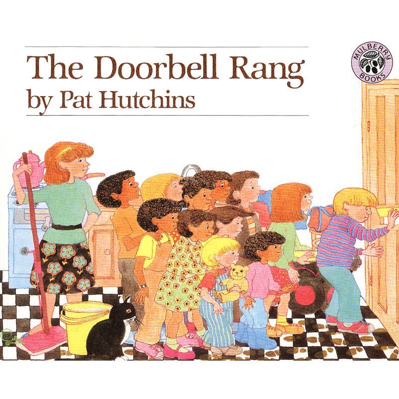 The Doorbell Rang【禮筑外文書店】[79折]