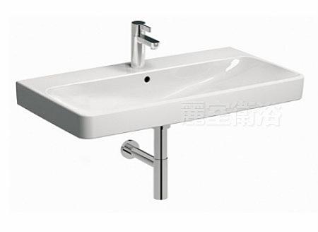 【麗室衛浴】GEBERIT Smyle系列 檯面盆/掛盆 90*48CM 500.251.01.1