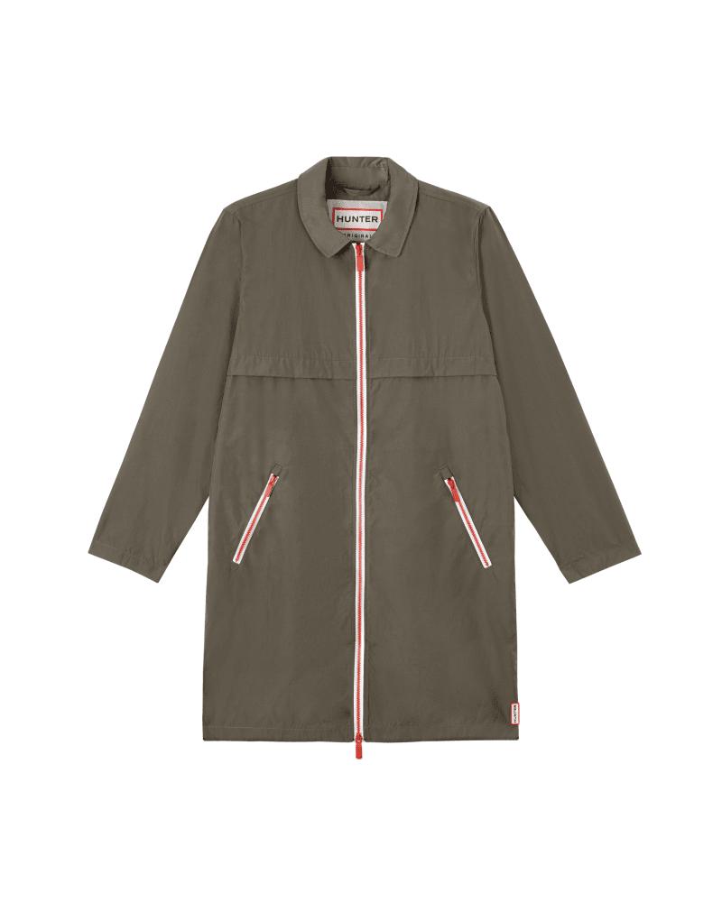 Original Nylon Mac Coat Für Herren