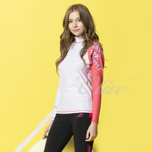 【聖手】MIT防曬抗UV防水母專業男女通用半身水母衣NO.A90813(S-XL)