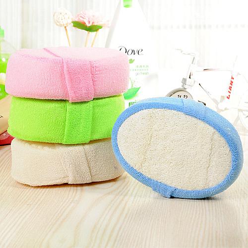 絲瓜沐浴海綿 沐浴球 去角質手套搓澡巾