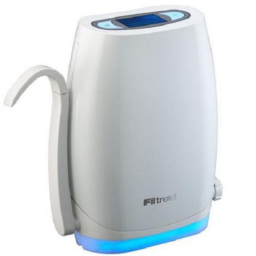 3M智慧殺菌淨水器櫥上型UVA3000【愛買】