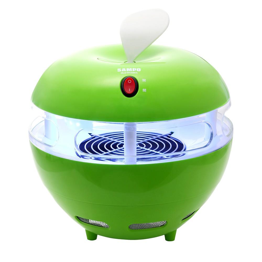 【生活工場】SAMPO聲寶9瓦光觸媒吸入式捕蚊燈MLS-W1209CL