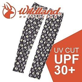 【Wildland 荒野 中性開洞抗UV透氣袖套《咖啡》】W1809/春夏款/抗UV/防曬袖套滿額送