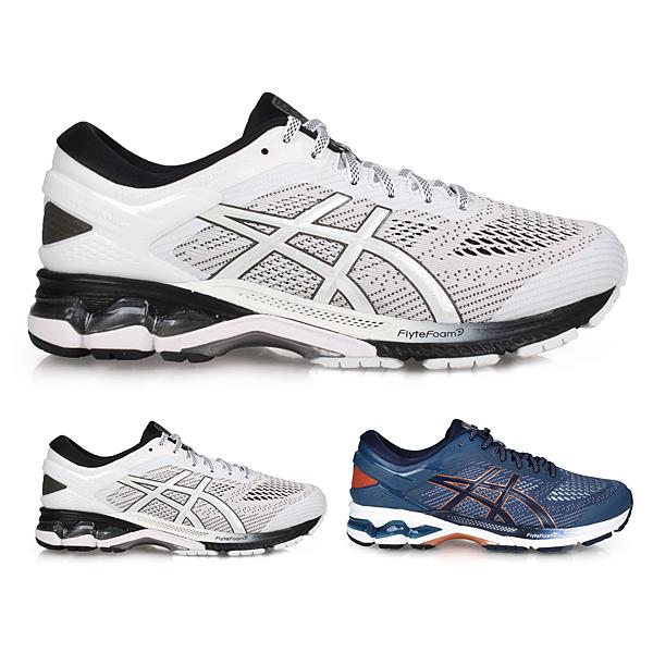 ASICS GEL-KAYANO 26 男慢跑鞋(免運 亞瑟士 亞瑟膠≡體院≡ 1011A541