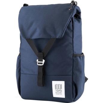 トポ・デザイン バックパック・リュックサック メンズ バッグ Y-Pack 17L Backpack Navy