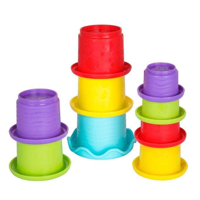 Playgro 疊疊樂戲水杯