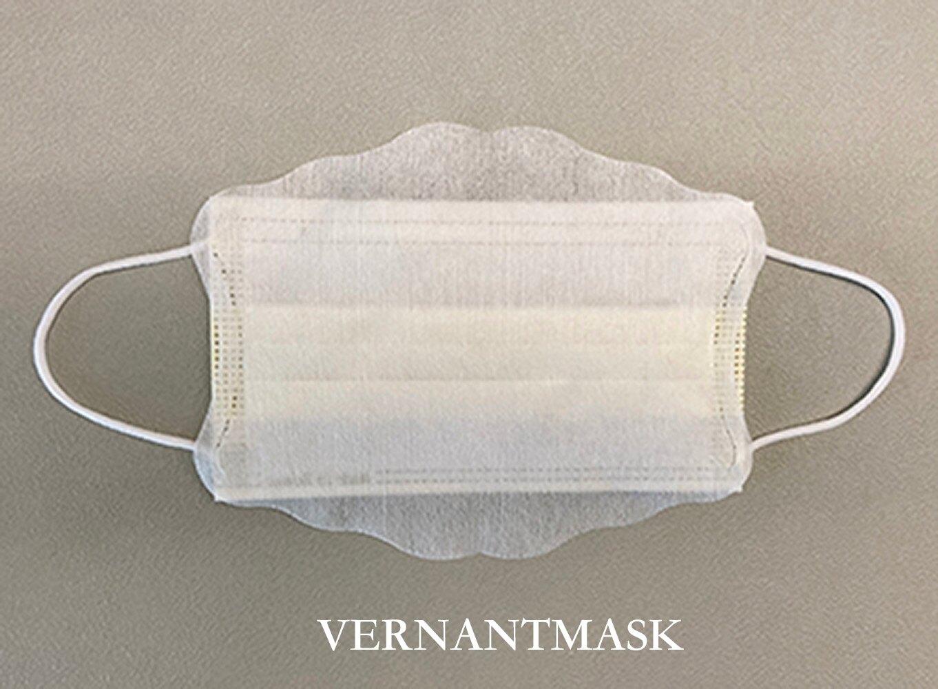 MASK SHEET 掛罩式 極薄口罩保潔襯墊(拋棄式)雲朵造型 單包30片入
