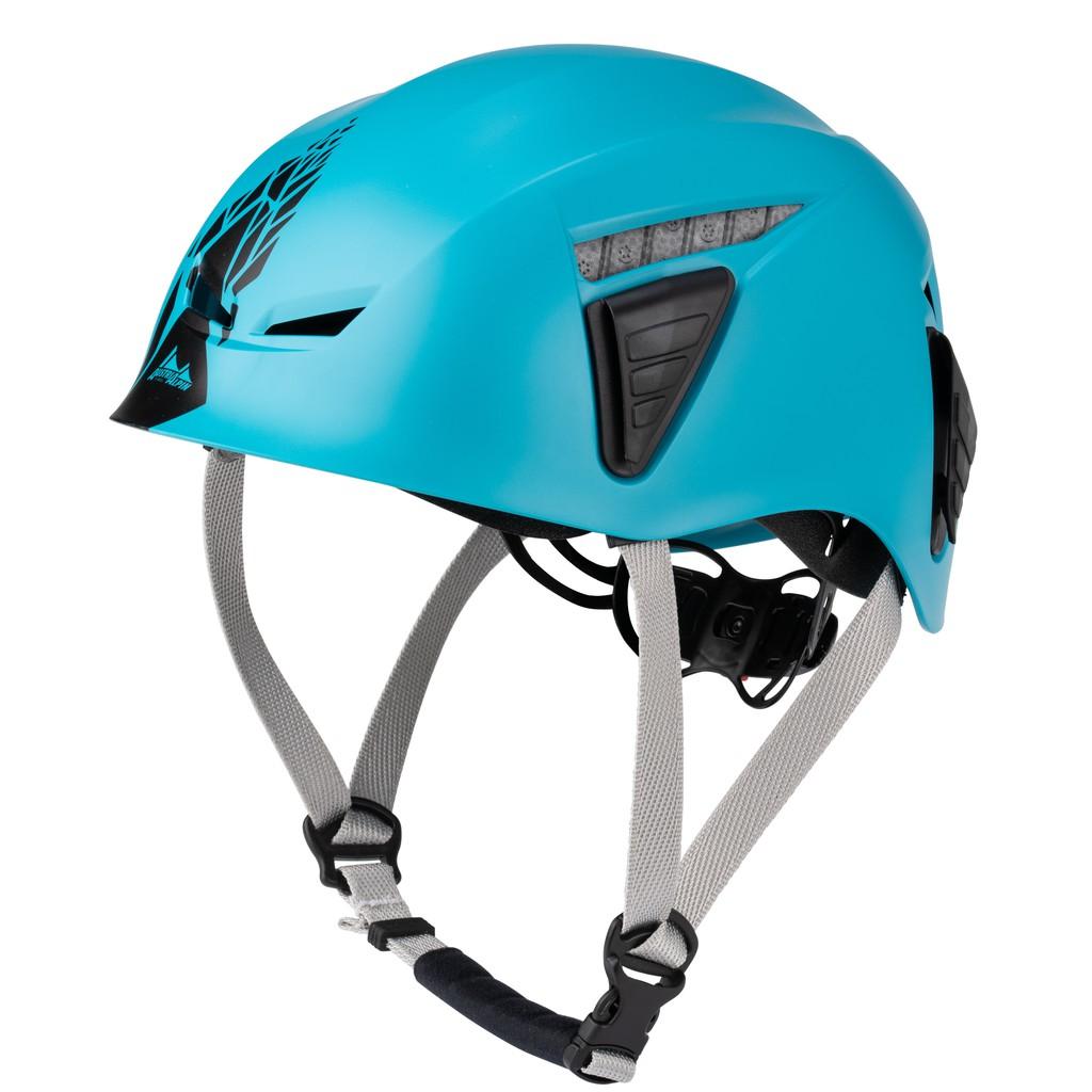 奧地利 AUSTRIALPIN SHELL.DON hard shell helmet 安全岩盔 藍色款