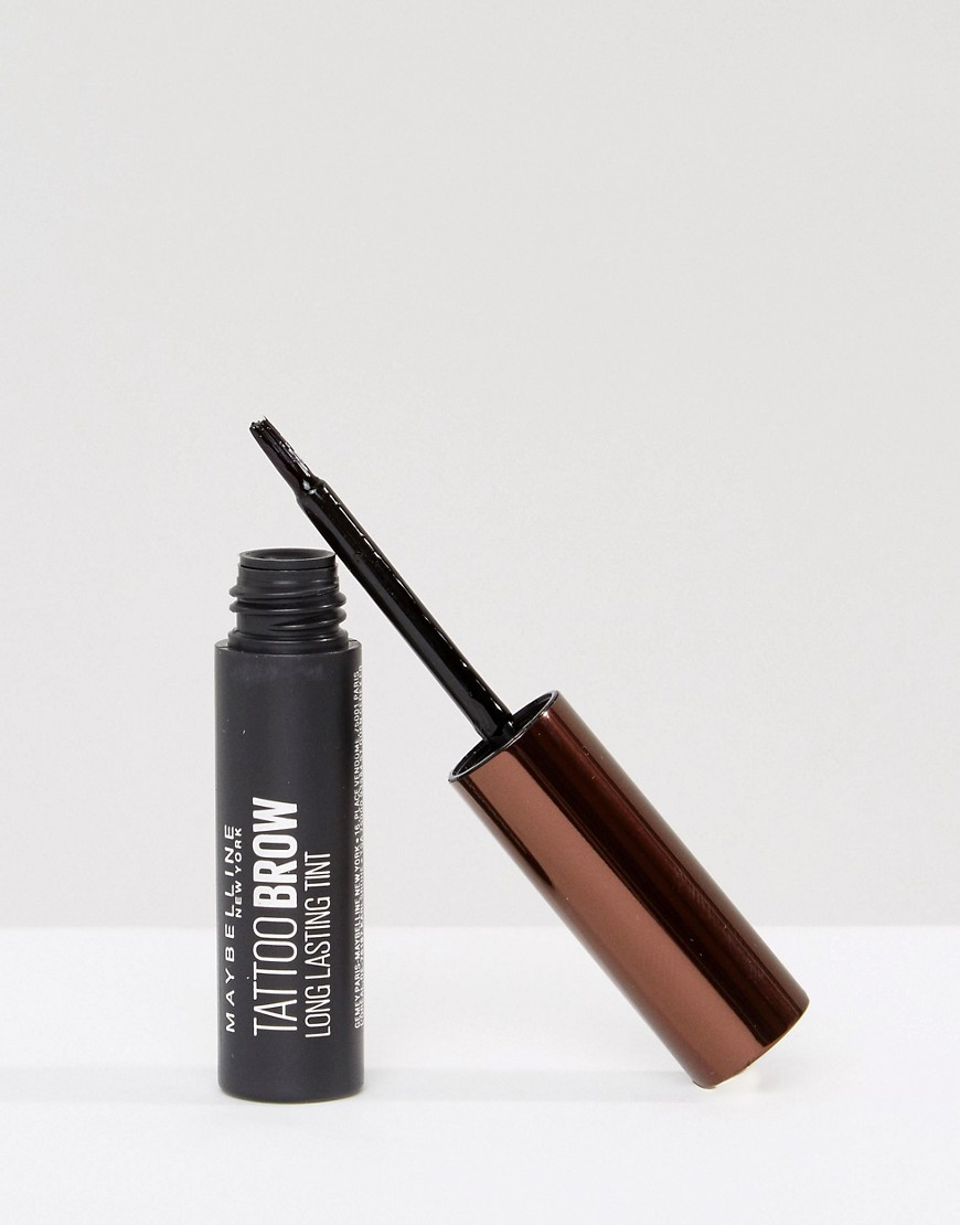 Maybelline Brow Tattoo Longlasting Tint-Brown