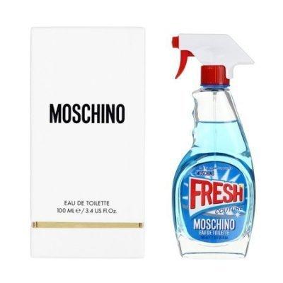 ☆小喬美妝☆Moschino fresh 小清新 淡香水 30ml