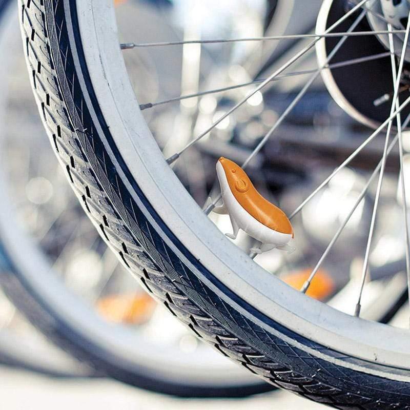 閃光鼠-自行車反光片
