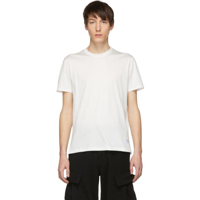 Givenchy 白色 Atelier 拼贴 T 恤