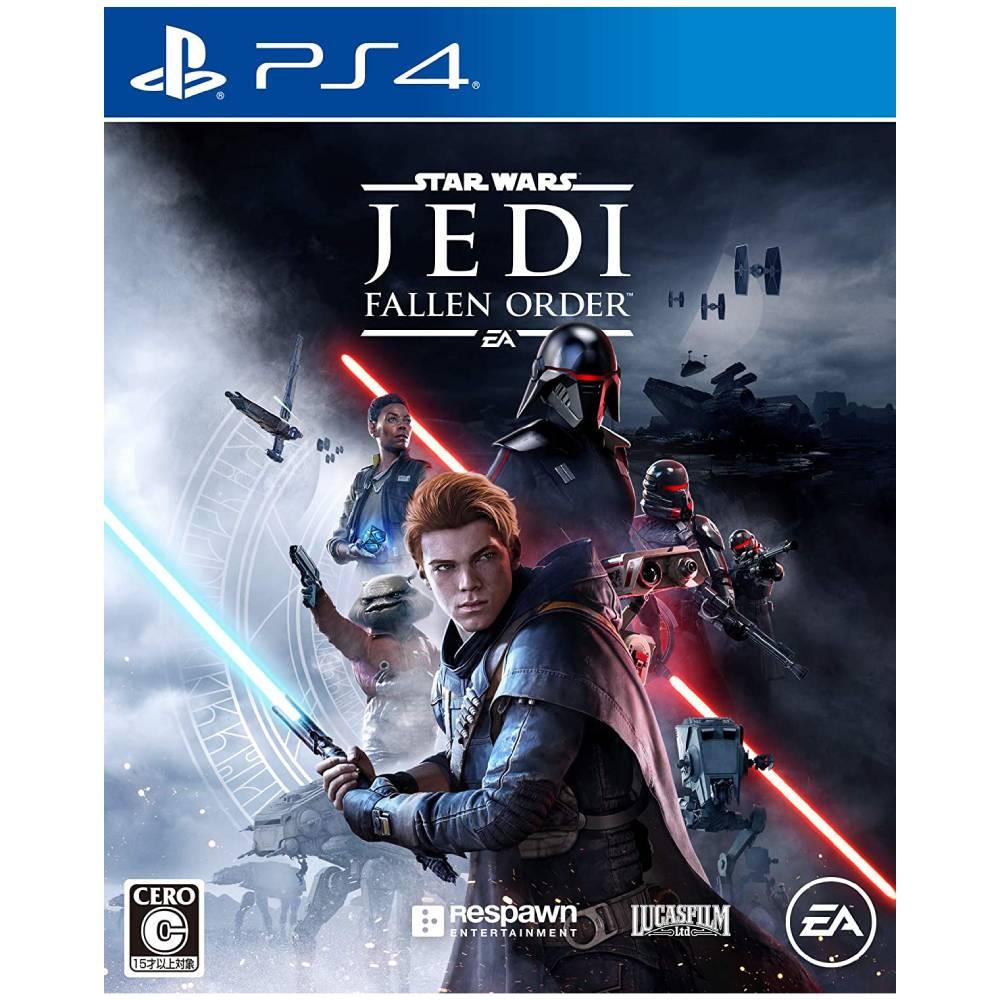 PS4《星際大戰 絕地:組織殞落》中文一般版