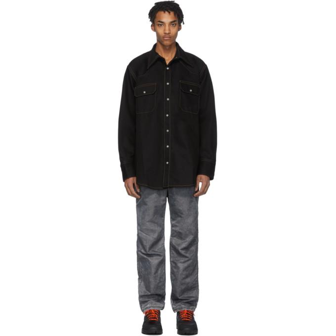 Matthew Adams Dolan 黑色西部衬衫