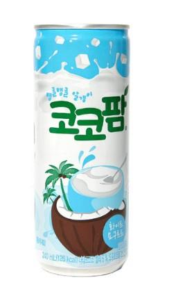 韓國 HAITAI 海太 養樂多風味飲料 COCO Palm 240ML