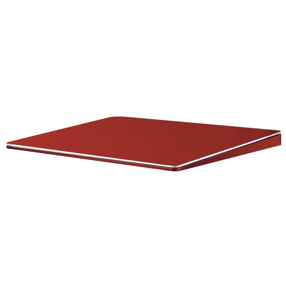 【PimpSkins】 Apple Magic Trackpad 2 專用貼膜貼紙-消光烈燄紅