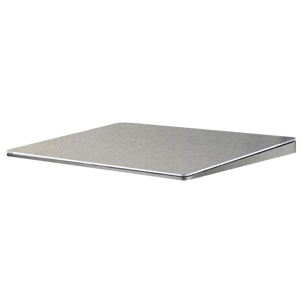 【PimpSkins】 Apple Magic Trackpad 2 專用貼膜貼紙-拉絲金屬鈦原色(立體)