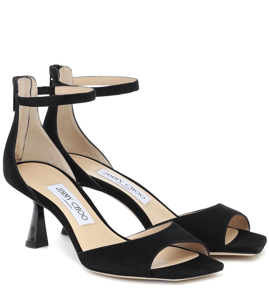 Reon 65 suede sandals