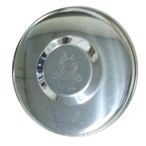 配件-香醇不銹鋼隔熱碗-不鏽鋼蓋-11.5cm