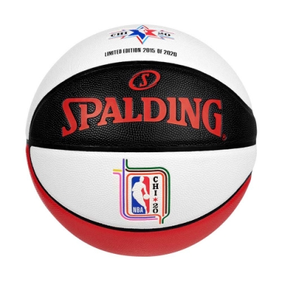 SPALDING 斯伯丁 2020 All Star Game Money ball 合成皮
