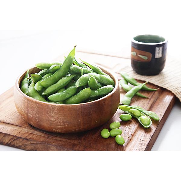 調味毛豆400g*10包~團購組(非基因改造)免運費