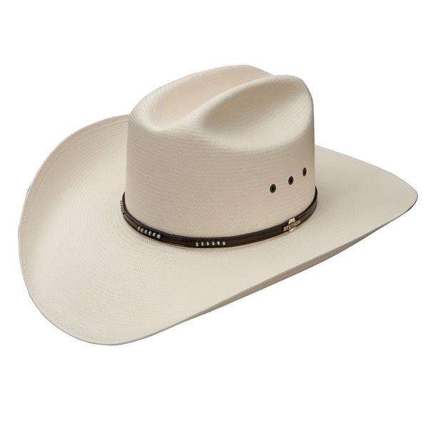 Stetson Llano - (10X) Straw Cowboy Hat (Closeout)