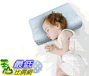 [COSCO代購] W127595 Reverie 幼童舒柔乳膠枕 44 X 27 X 6/6 公分