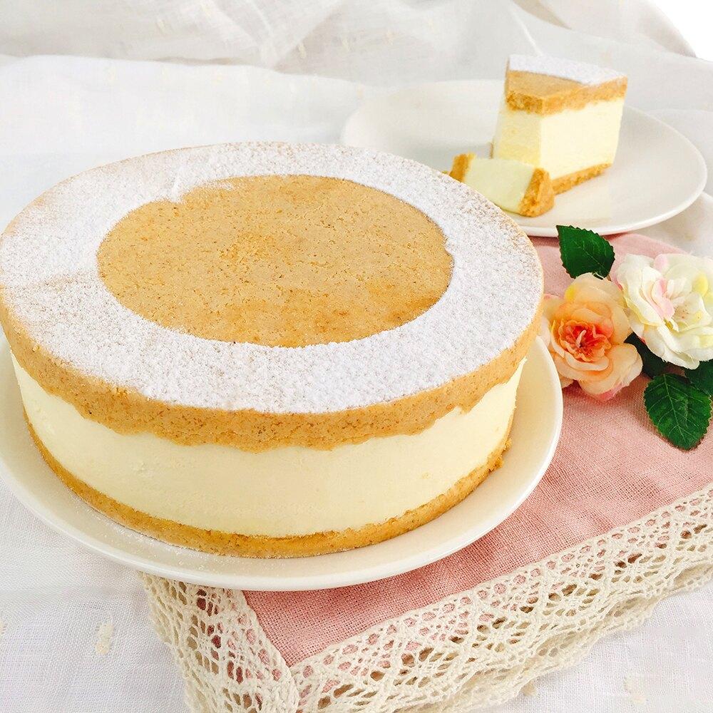 【喜憨兒】幸福乳酪蛋糕6吋