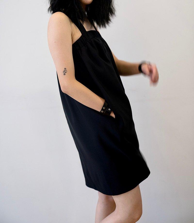 黑色版:布萊爾連衣裙