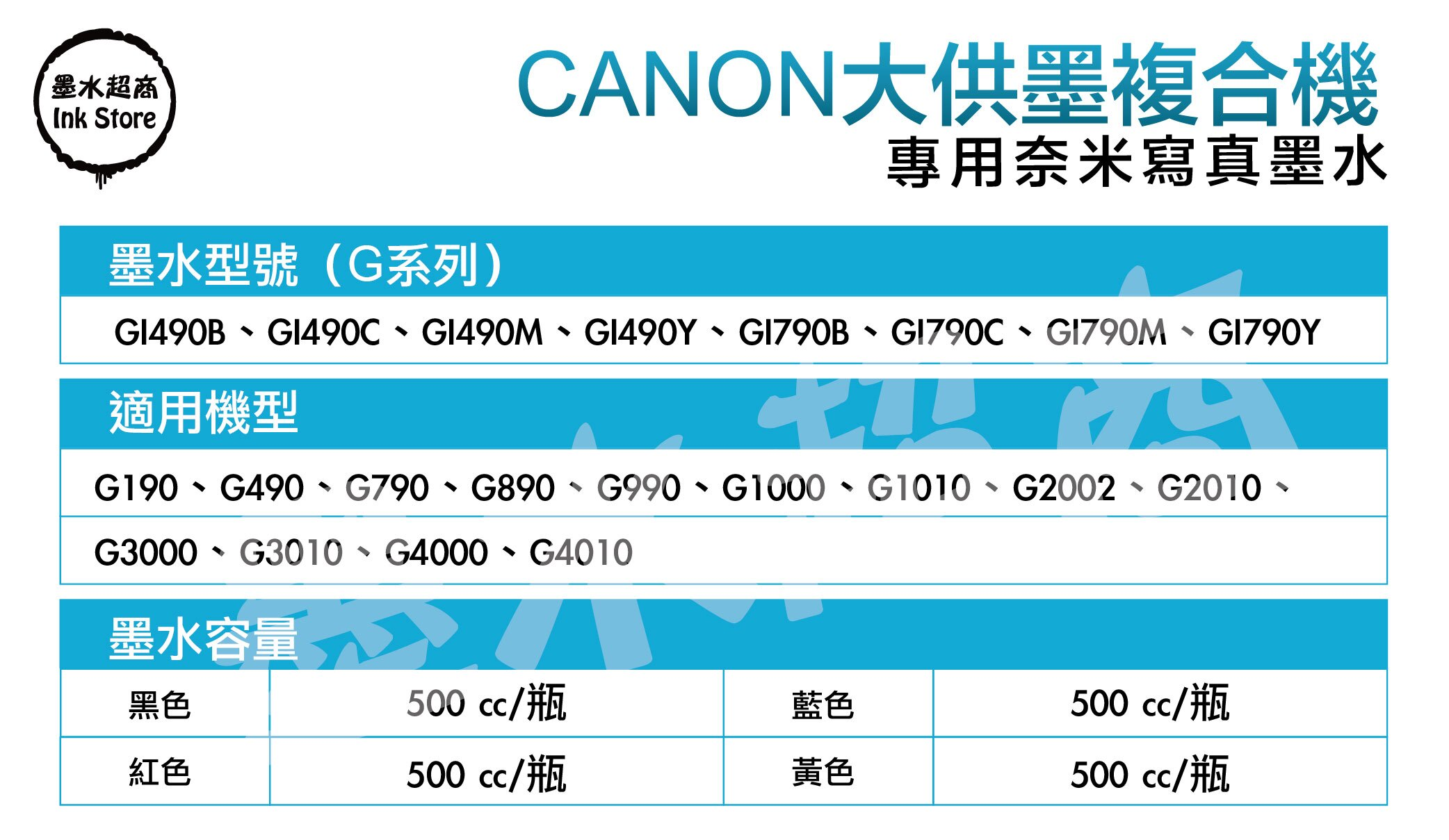 G1000/G1010/G2002/G2010/G3000/G3010/G4000/G4010