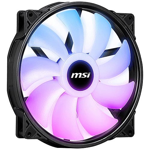 MSI 微星 MAG MAX F20A-1 20CM PWM 機殼風扇