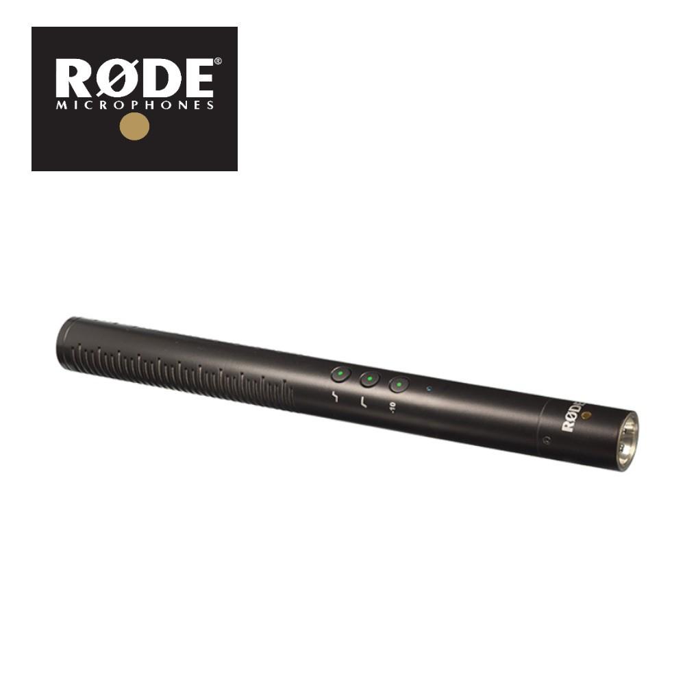 RODE NTG4+ 電容式槍型麥克風 內建電池