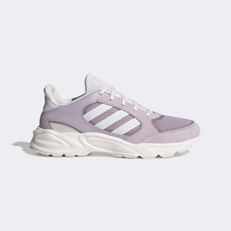 [Adidas] 女款運動慢跑鞋 芋頭紫 EE9912 靛藍 EE9911《曼哈頓運動休閒館》