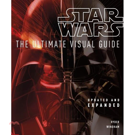 Star Wars The Ultimate Visual Guide【三民網路書店】(精裝)[79折]