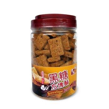 老楊 黑糖方塊酥(450g/罐) [大買家]