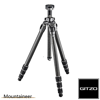 GITZO Mountaineer GT2542 碳纖維三腳架2號4節 登山家系列