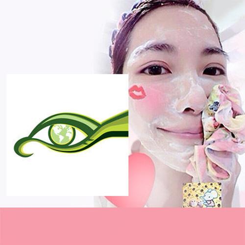 Pikka Pikka PGC1206 地球之眼 林鴒推薦 日本製 臉部毛孔潔淨布 洗臉布 花猴分享 熱賣中!
