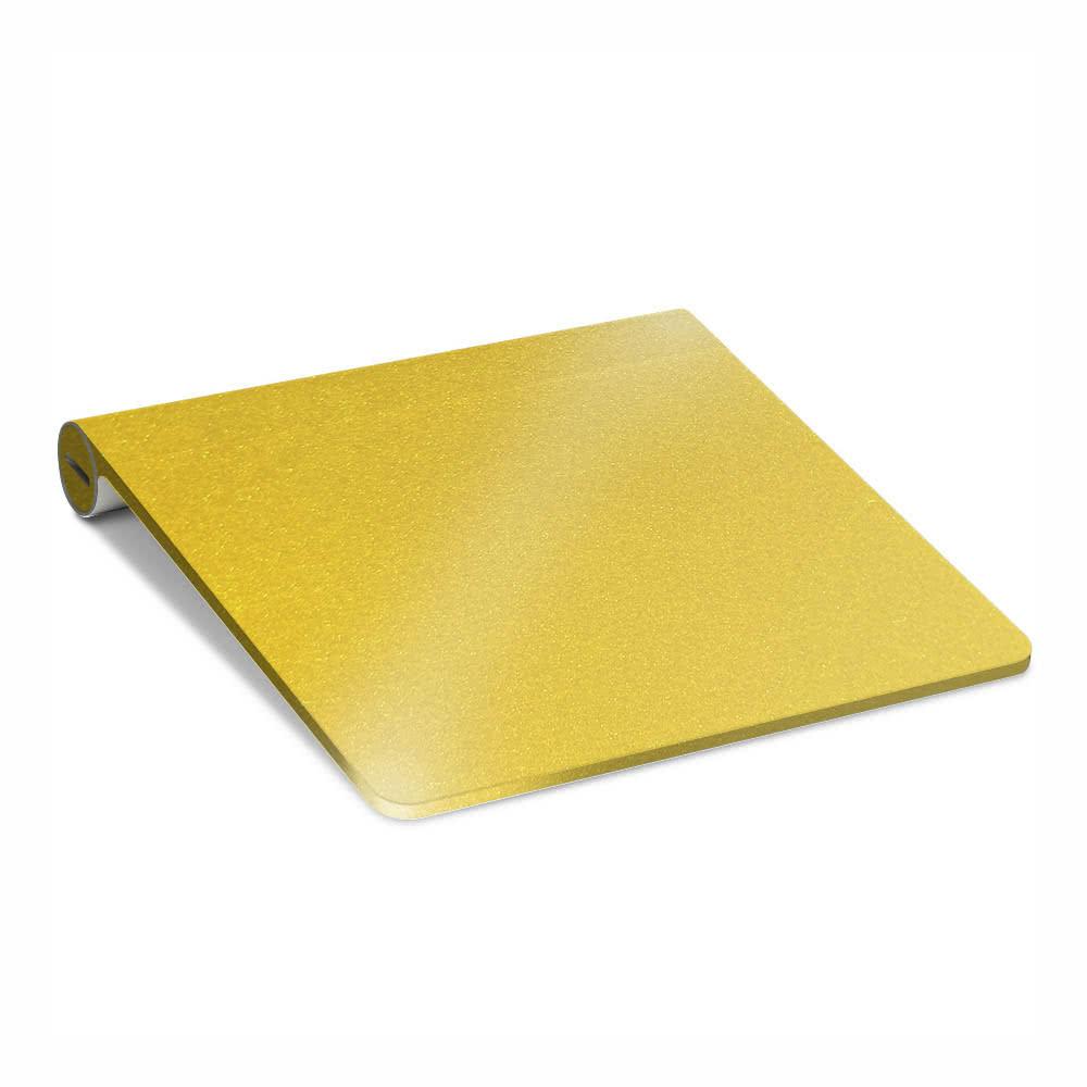 [PimpSkins] Apple Magic Trackpad 專用包膜貼紙-貼膜貼紙 緞面芥末黃
