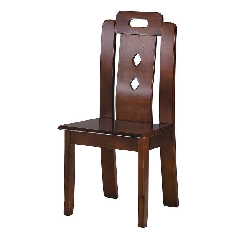 【RA932-2】18椅子(紅胡桃)