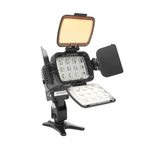 Farseeing  凡賽  FS-D10A  專業LED攝影燈 單色溫 持續燈 補光燈  勝興公司貨 可傑