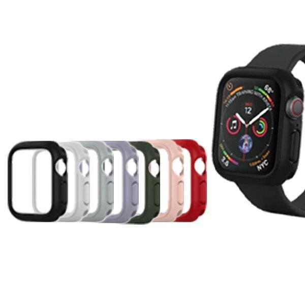 犀牛盾 Apple Watch 保護殼 4/5/6代 防摔邊框 官方授權 40/44mm適用  Crashguard NX 保護殼+飾條 RhinoShield