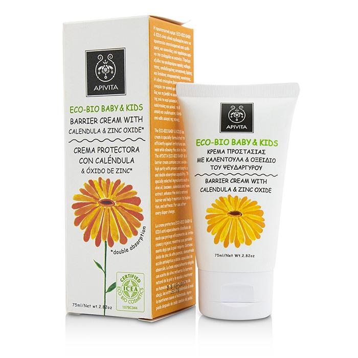 艾蜜塔 - 嬰幼兒防護乳 蘊含天然金盞花和氧化鋅 Eco-Bio Baby & Kids Barrier Cream W