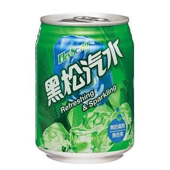 黑松 汽水(245ml*24罐/箱) [大買家]