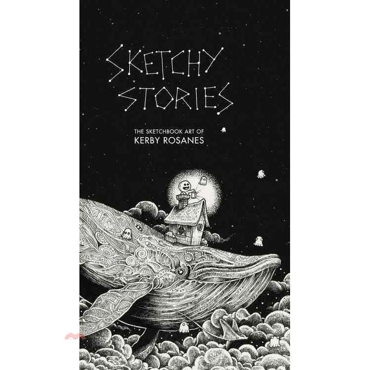Sketchy Stories ─ The Sketchbook Art of Kerby【三民網路書店】[79折]
